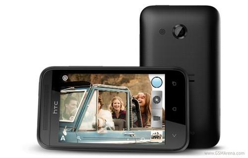 3.5寸单核处理器 HTC发布Desire 200